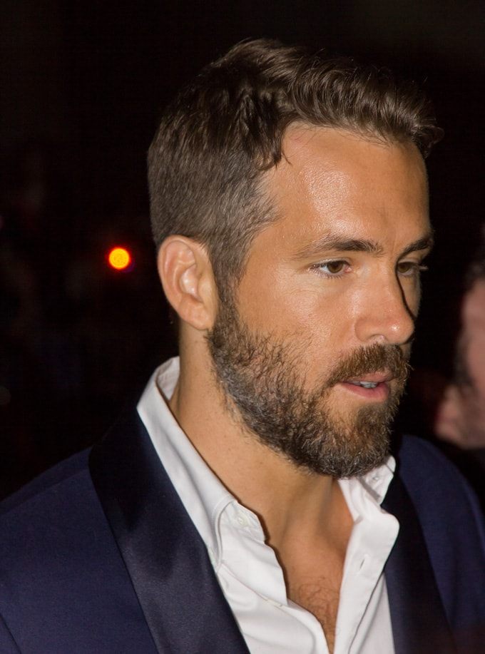 Ryan Reynolds 2014 Toronto International Film Festival Premiere The Voices