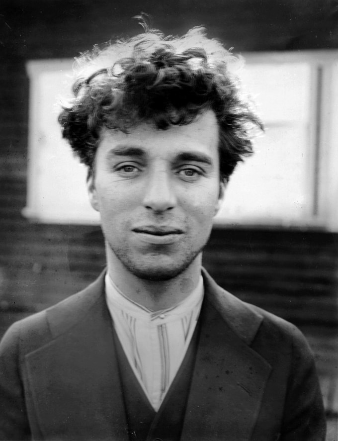Charles Chaplin Young 1916